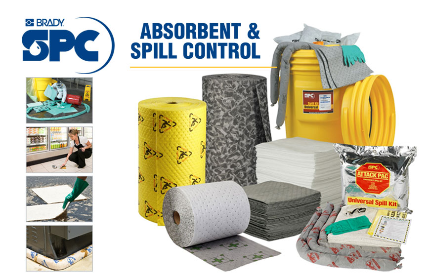 Absorbents and Spill Containment
